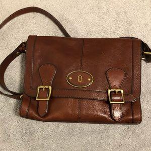 Fossil vintage messenger bag